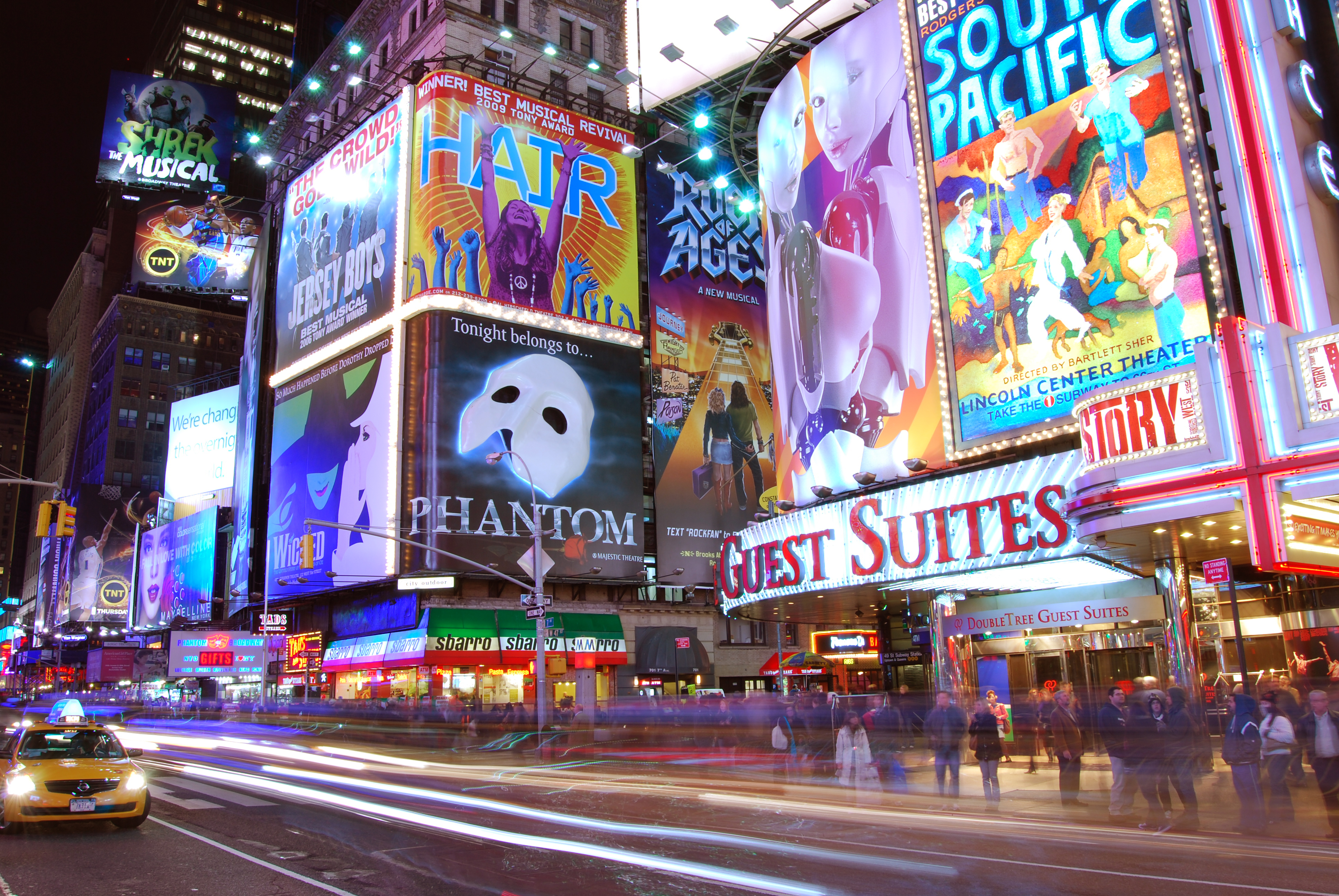 Entertainment Risk_New York Creative Initiative Time Square Pic